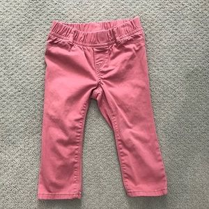 BabyGap Girl Long Pants 18-24 Months